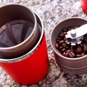 Café a qualquer hora e em qualquer lugar