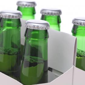 Cerveja em um clique?