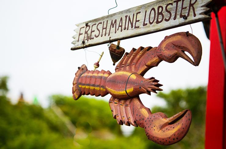 Um lugar para comer lagostas a preço de banana